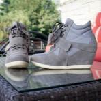 Wedge Sneakers 'Crystal'
