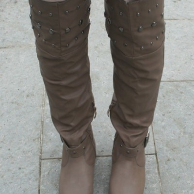 Over-The-Knee-Boots 'Noemi'