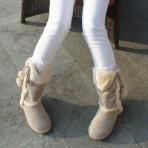 Faux Fur Boots 'Duffy'