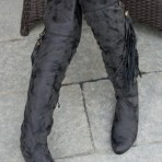 Over-The-Knee Boots 'Rachel'
