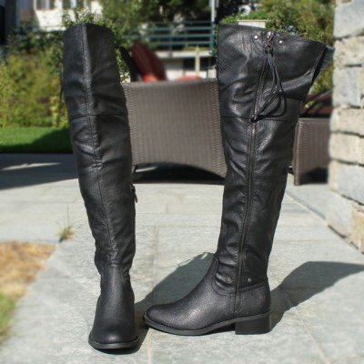 Over-The-Knee Boots 'Zoe'